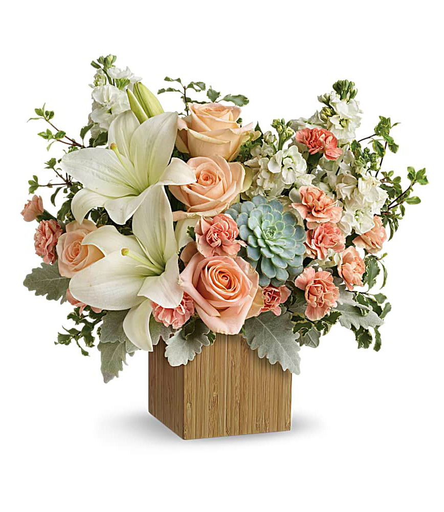Teleflora Desert Sunrise Bouquet