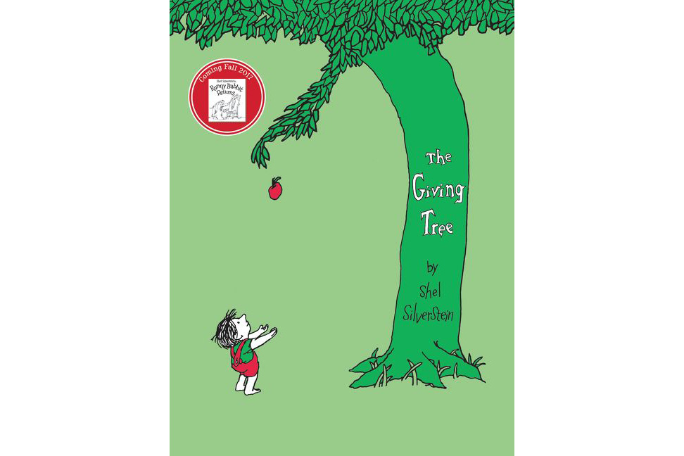 The Giving Tree, by Shel Silverstein
