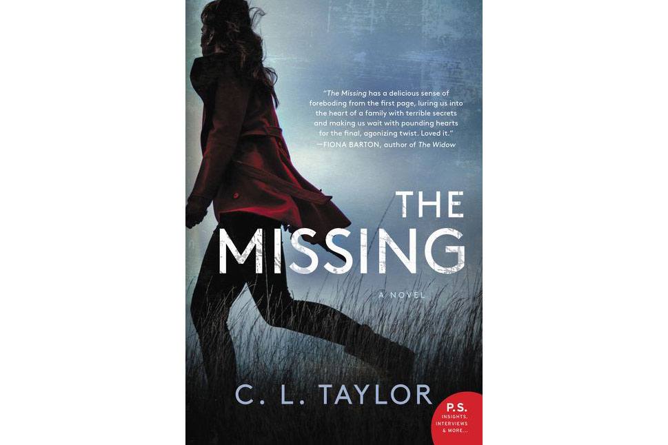 The Missing, by C.L. Taylor