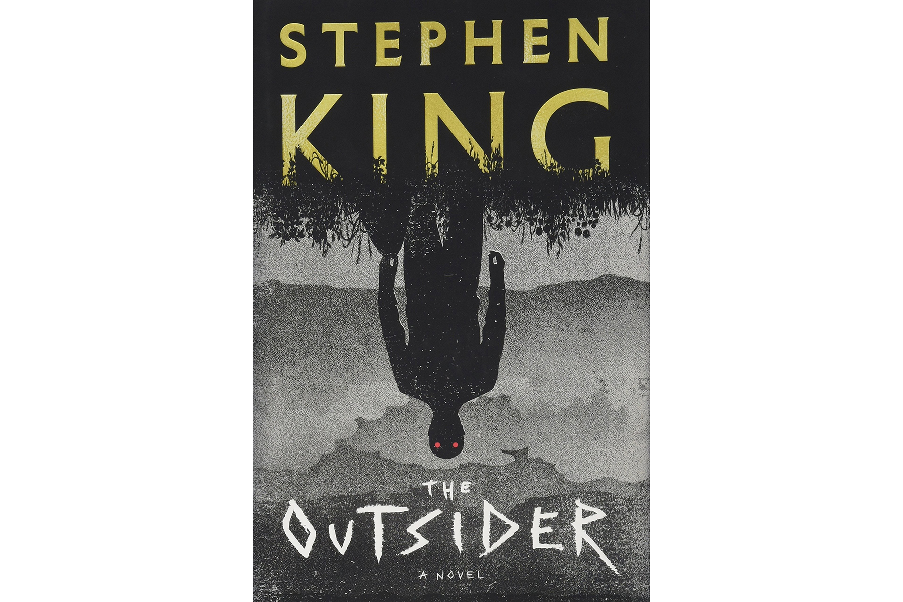 Cover of The Outsider, by Stephen King