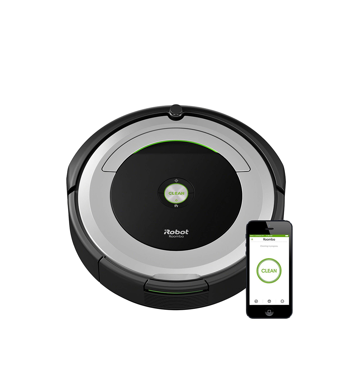 Time Saving Gadgets Robotic Vacuum by Roomba