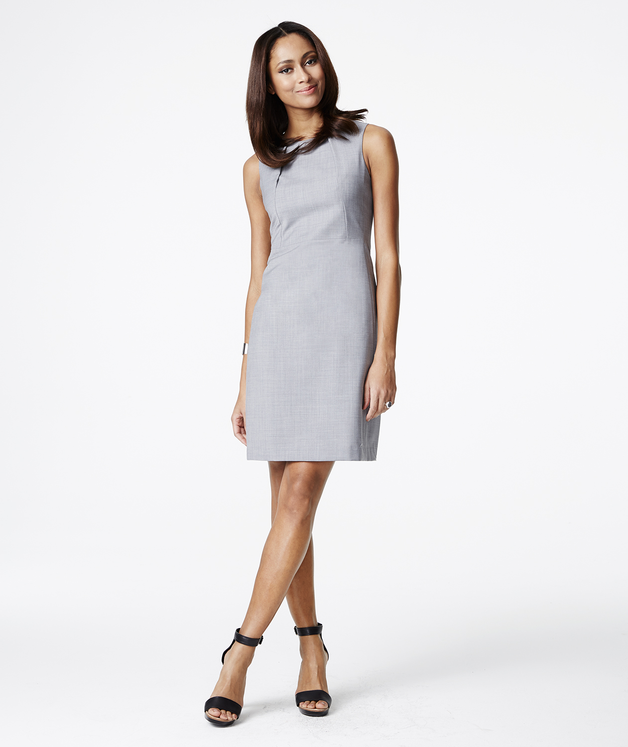 Tommy Hilfiger Memo Shift Dress