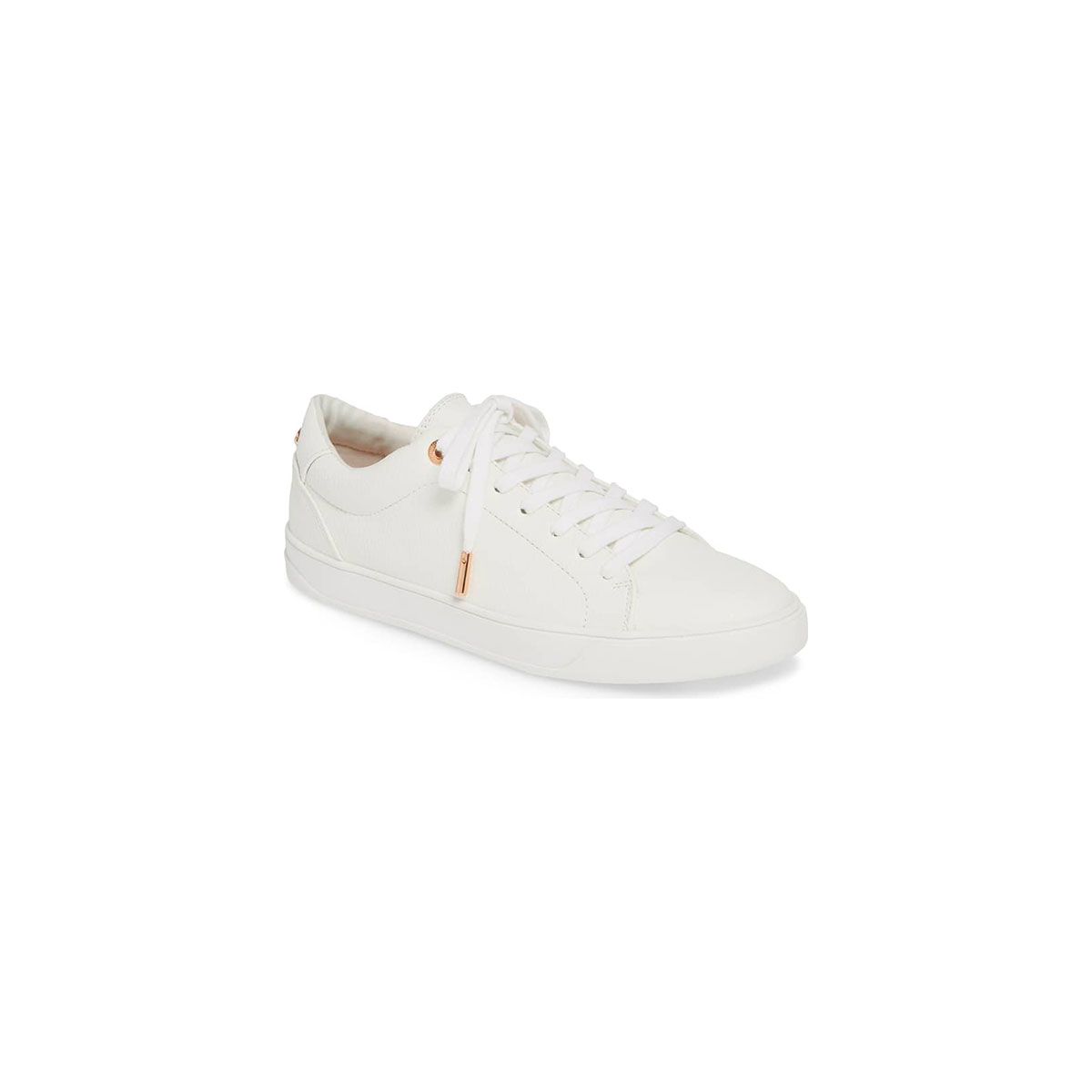 topshop low top curly sneaker