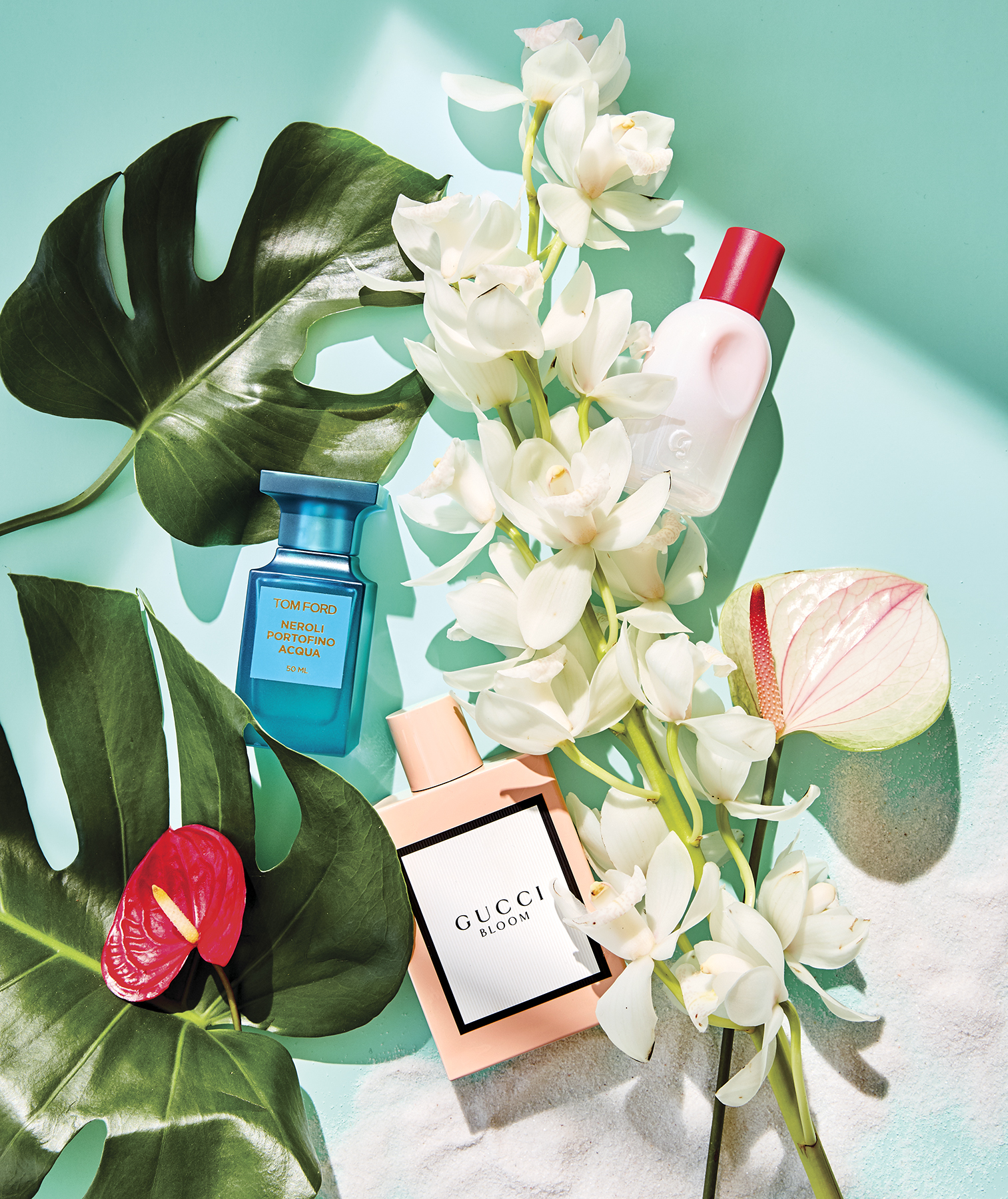 Tropical scents