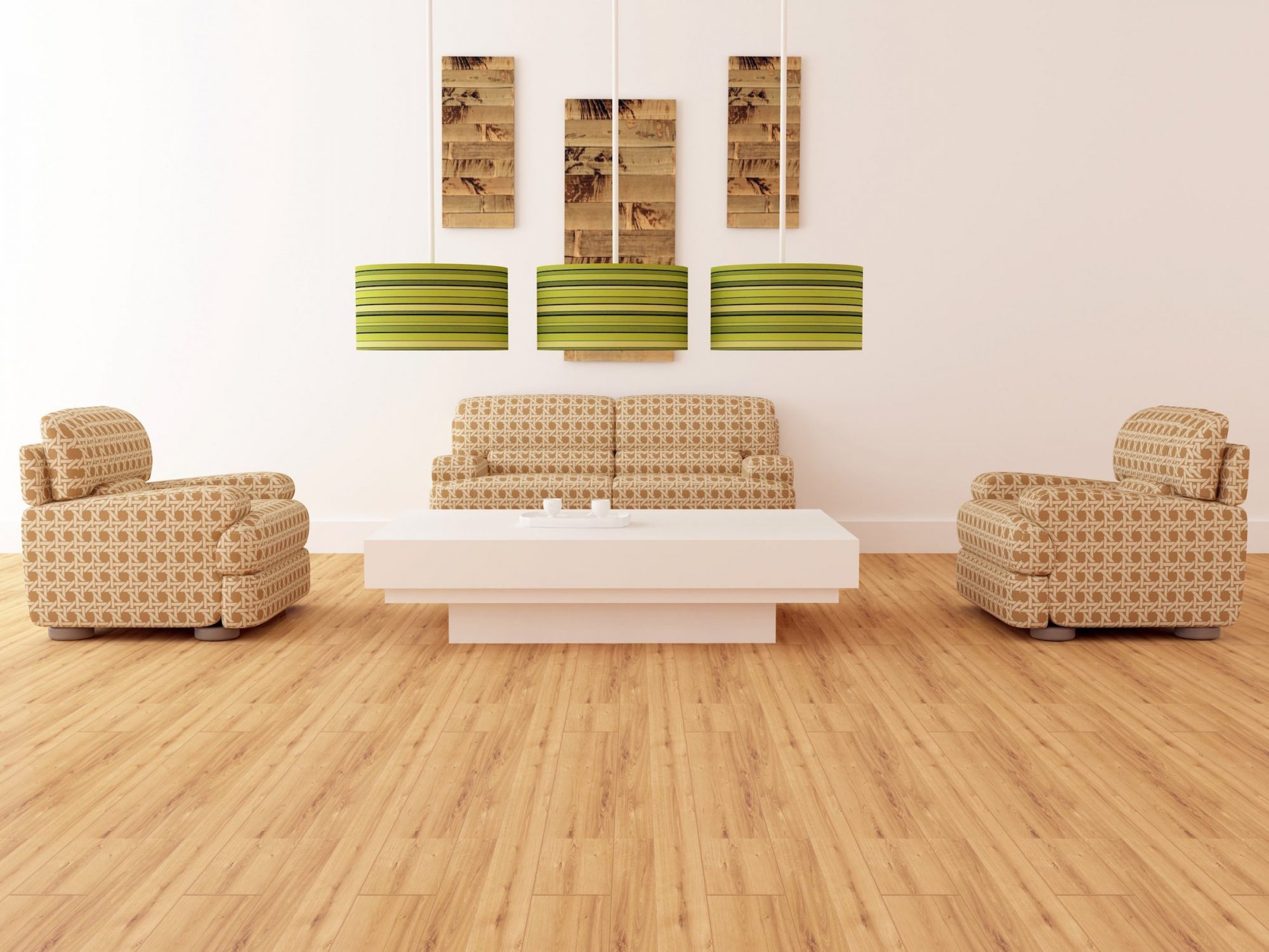 Trulia living room with bamboo flooring