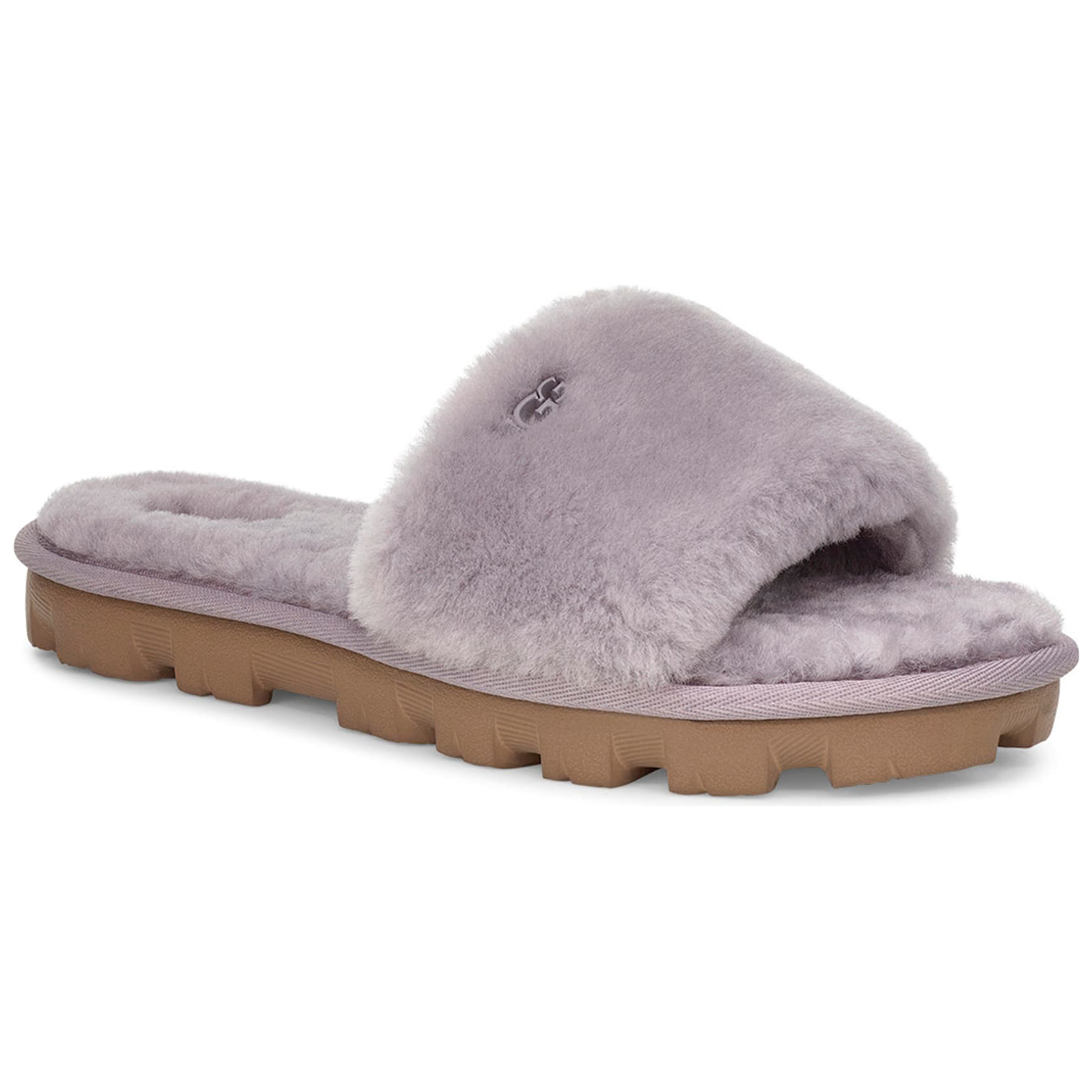 UGG Cozette Genuine Shearling Slide