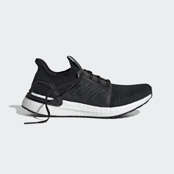 Adidas Ultraboost Women's Sneakers in black and white