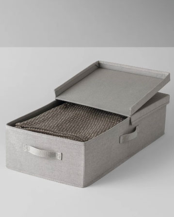 Made By Design Underbed Fabric Bin