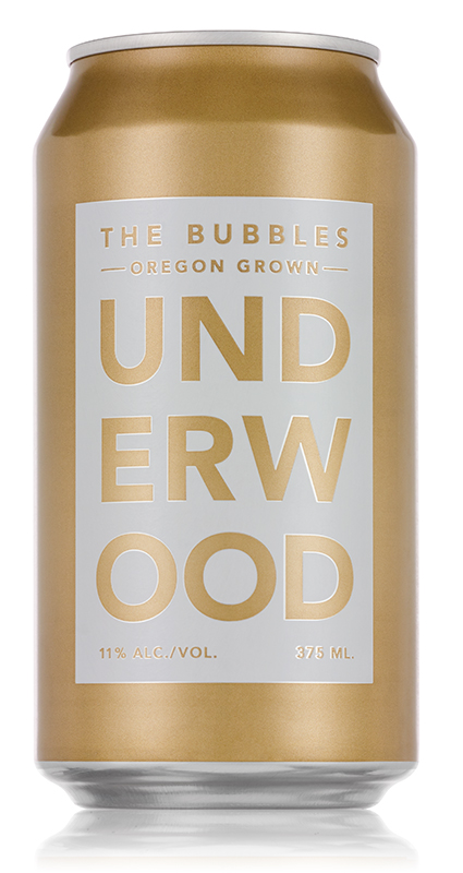 Best Canned Wines: Union Wine Company Underwood the Bubbles