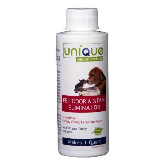 Unique Natural Products Pet Odor and Stain Eliminator on Amazon
