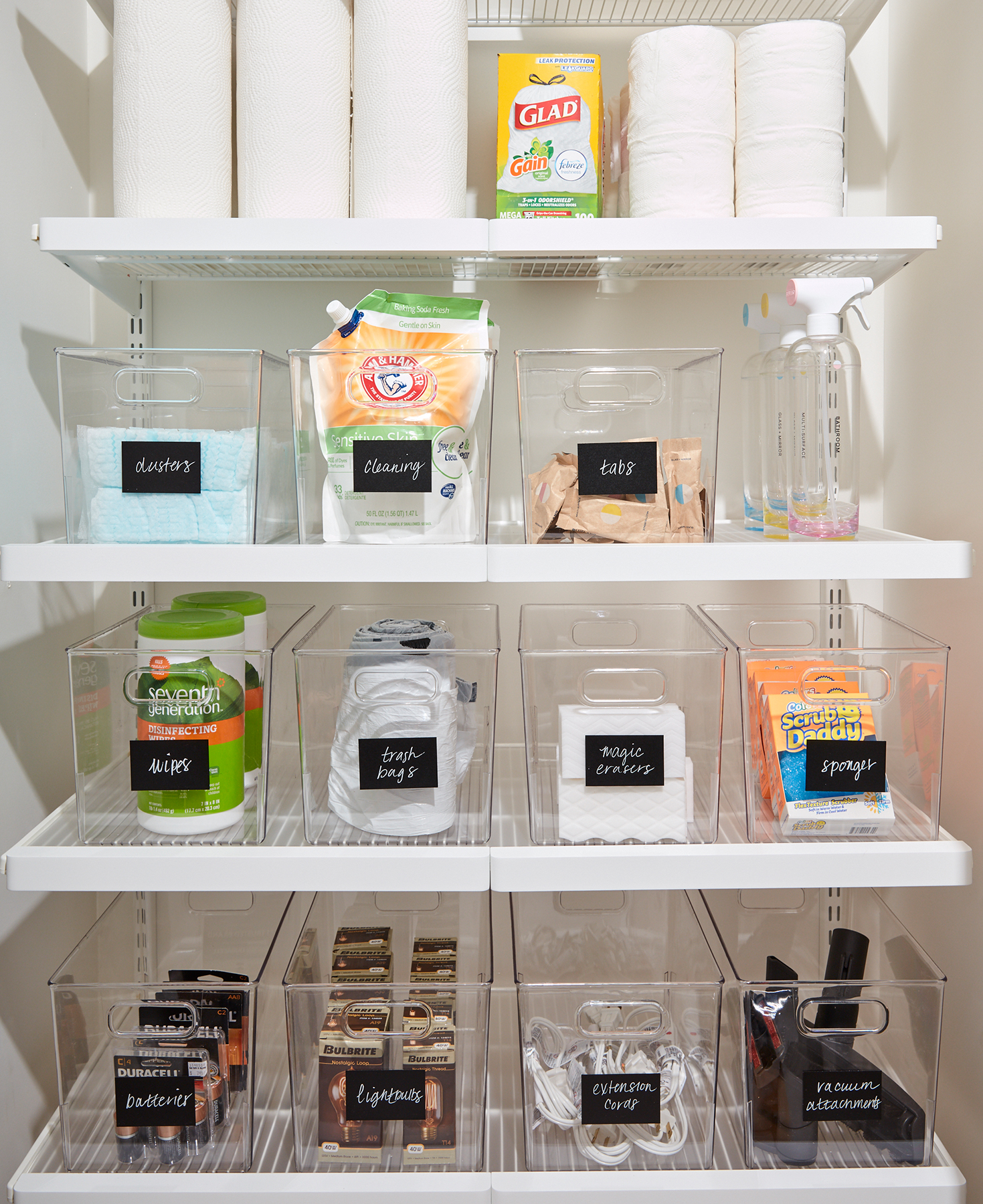 2019 Real Simple Home: Utility Closet