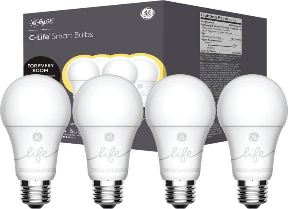 Voice assistant smart home devices and accessories - Smart lightbulbs