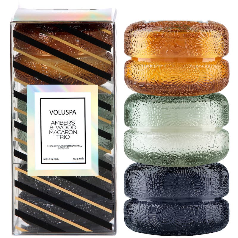 Voluspa Candle Set for New Mom Gifts
