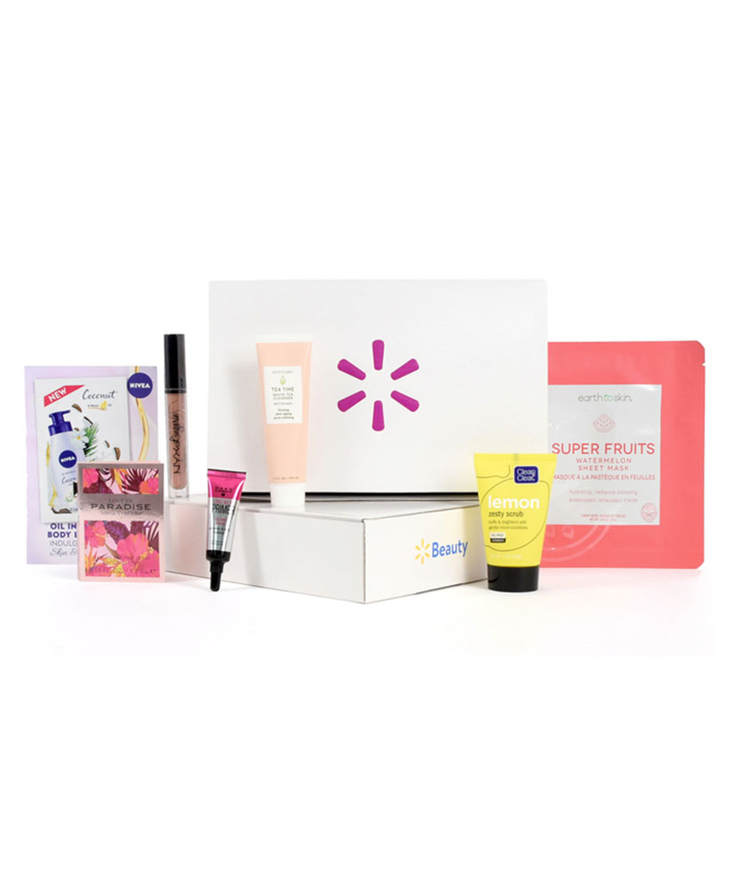 Best for the Practical Decision Maker: Walmart Beauty Box