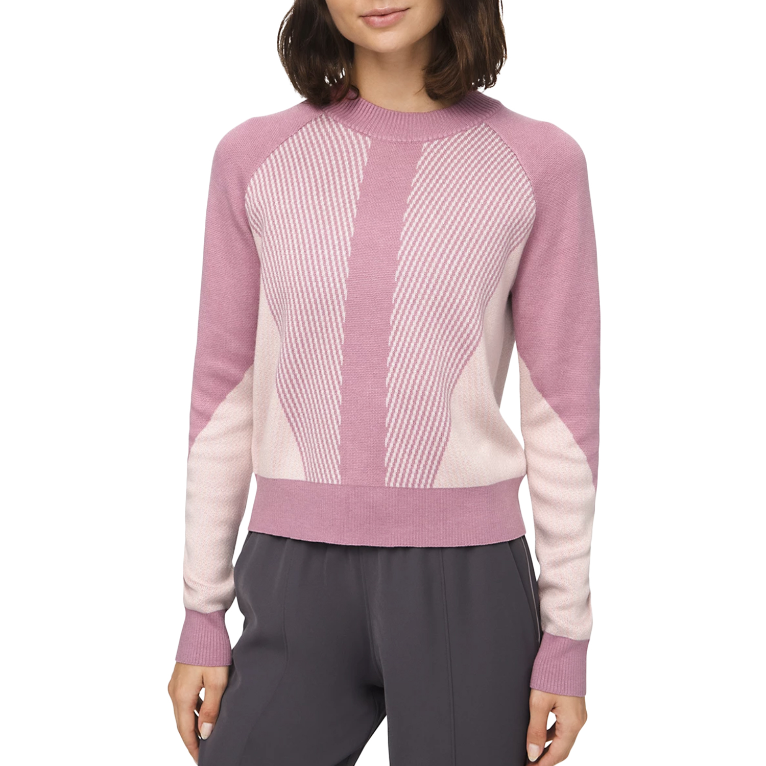 Warm Clothes for Women: Lululemon Here for Serenity Sweater
