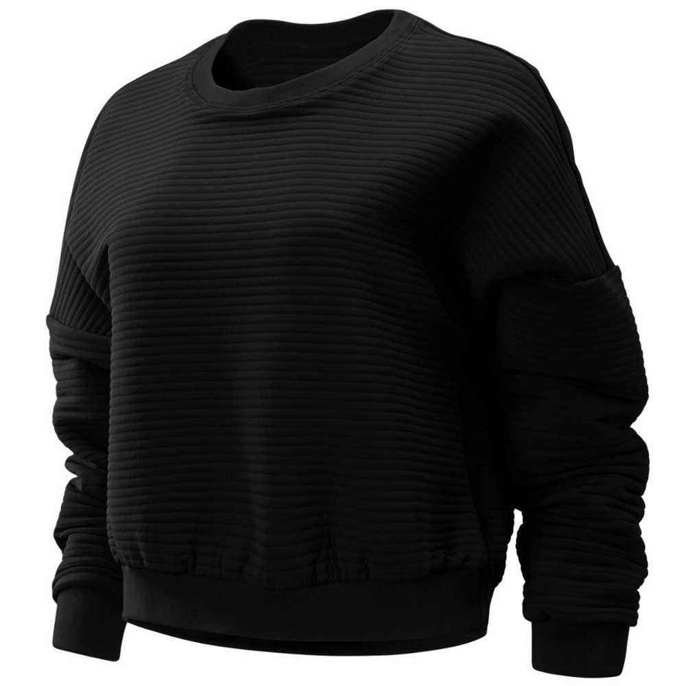 Warm Clothes for Women: New Balance Sport Style Select Heatloft Pullover
