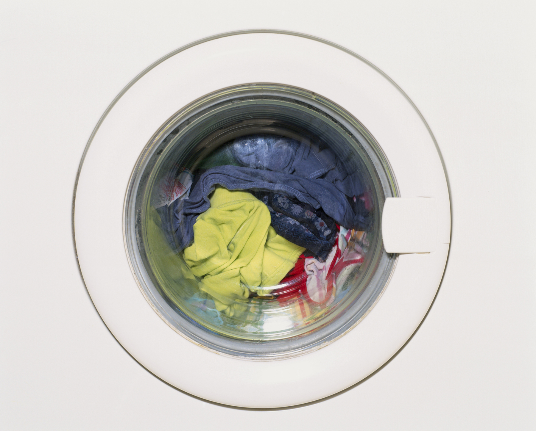 Washing workout clothes mistakes - washing machine