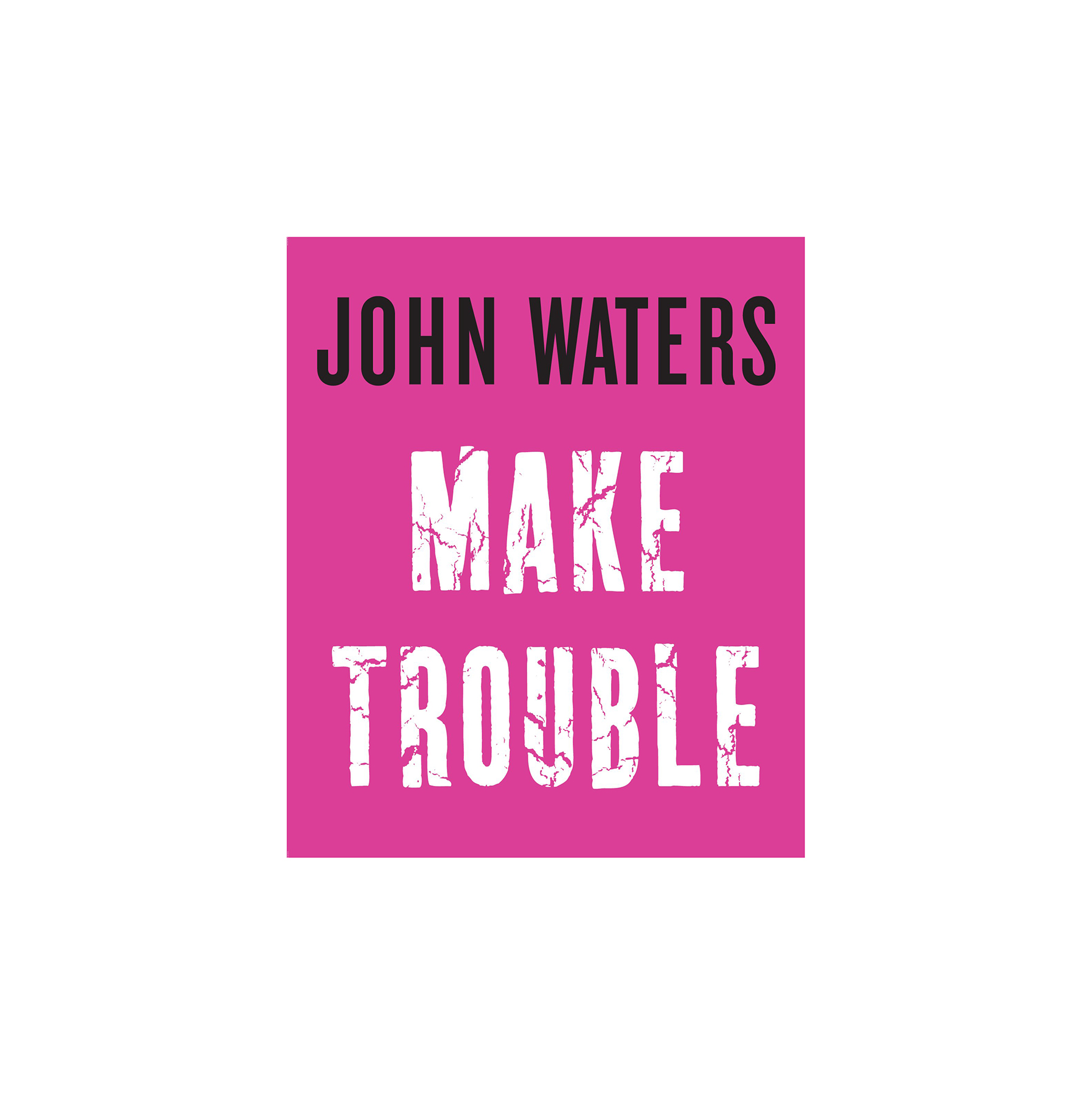 Make Trouble, by John Waters