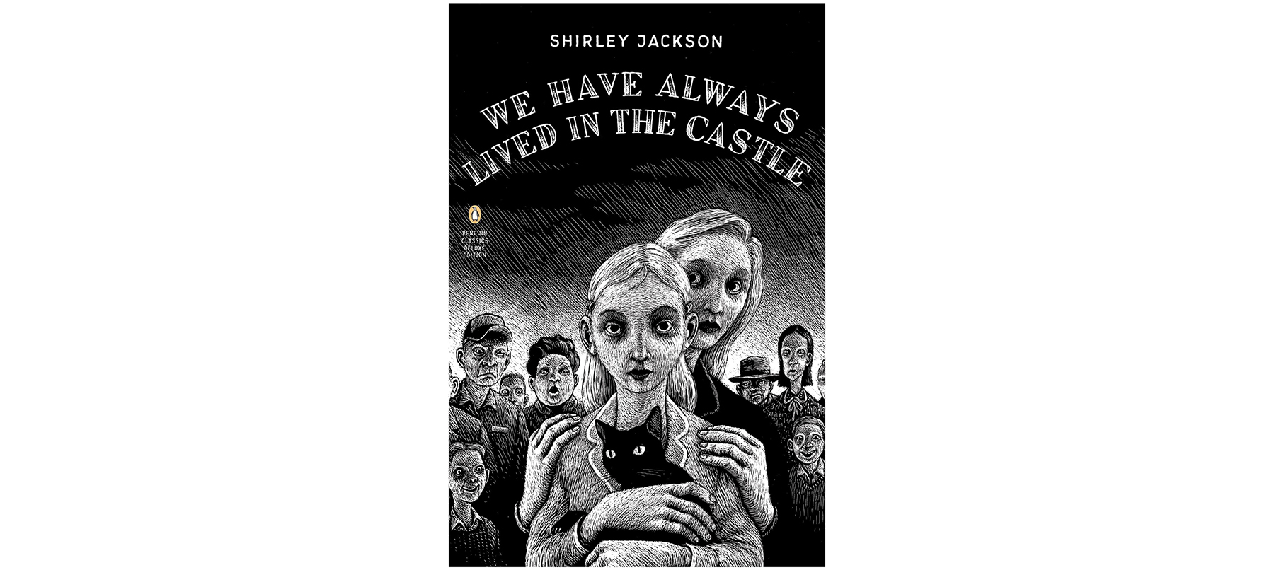 Cover of We Have Always Lived in the Castle, by Shirley Jackson