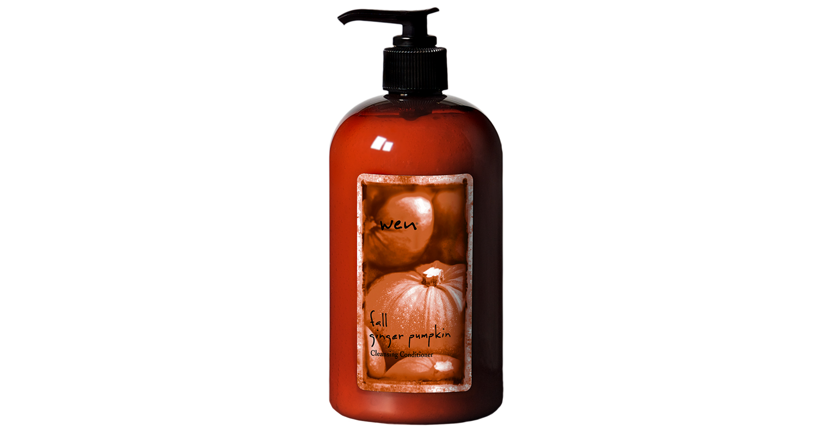 WEN Fall Ginger Pumpkin Cleansing Conditioner