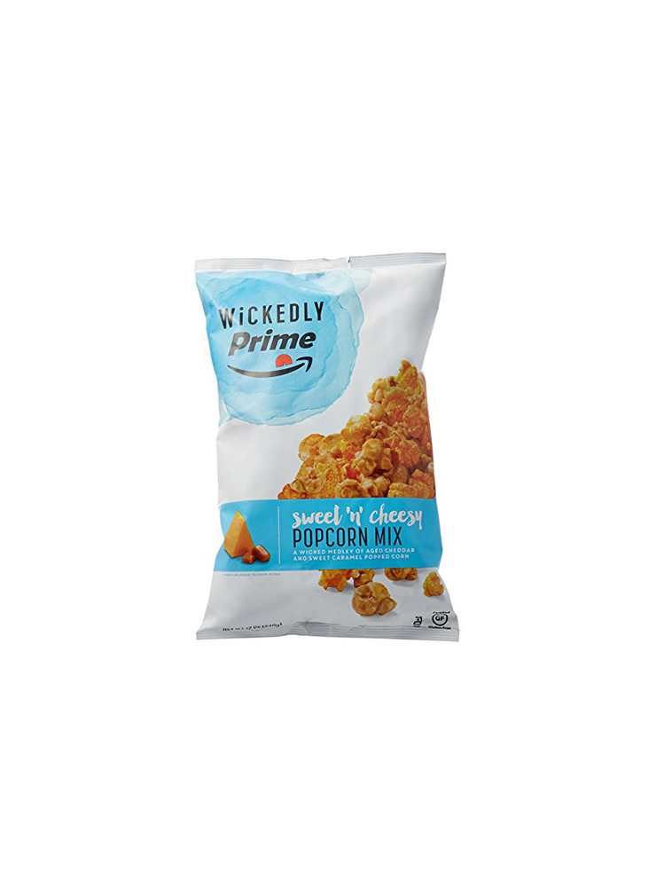Wickedly Prime Sweet 'n' Cheesy Popcorn Mix