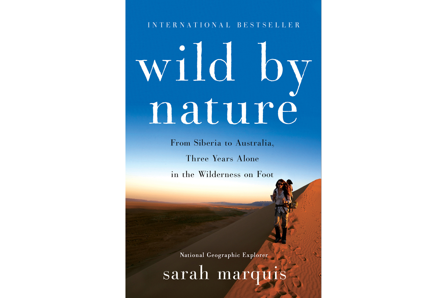 Cover of Wild by Nature, by Sarah Marquis