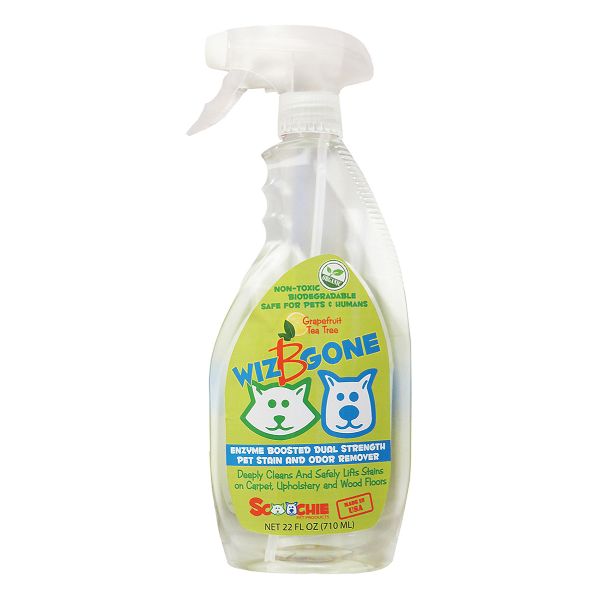 Wiz B Gone Pet Stain and Odor Remover at Walmart