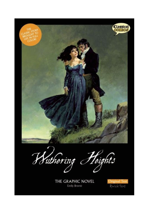 Wuthering Heights Comic