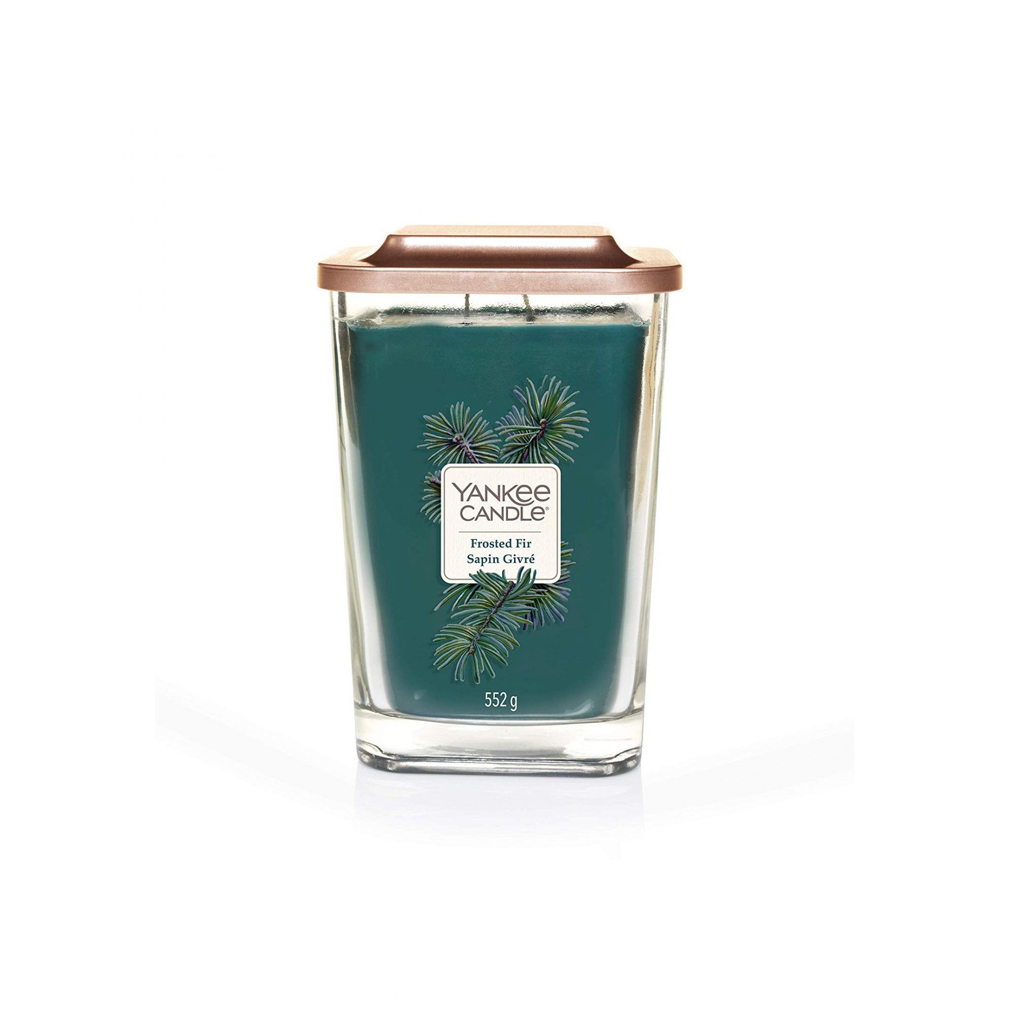 Yankee Candle Elevation Collection in Frosted Fir