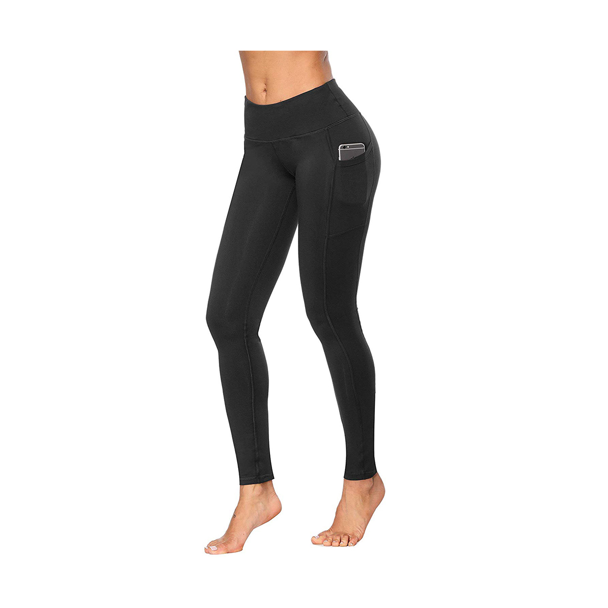Best Option With Pockets: Fengbay High Waist Yoga Pants With Pockets