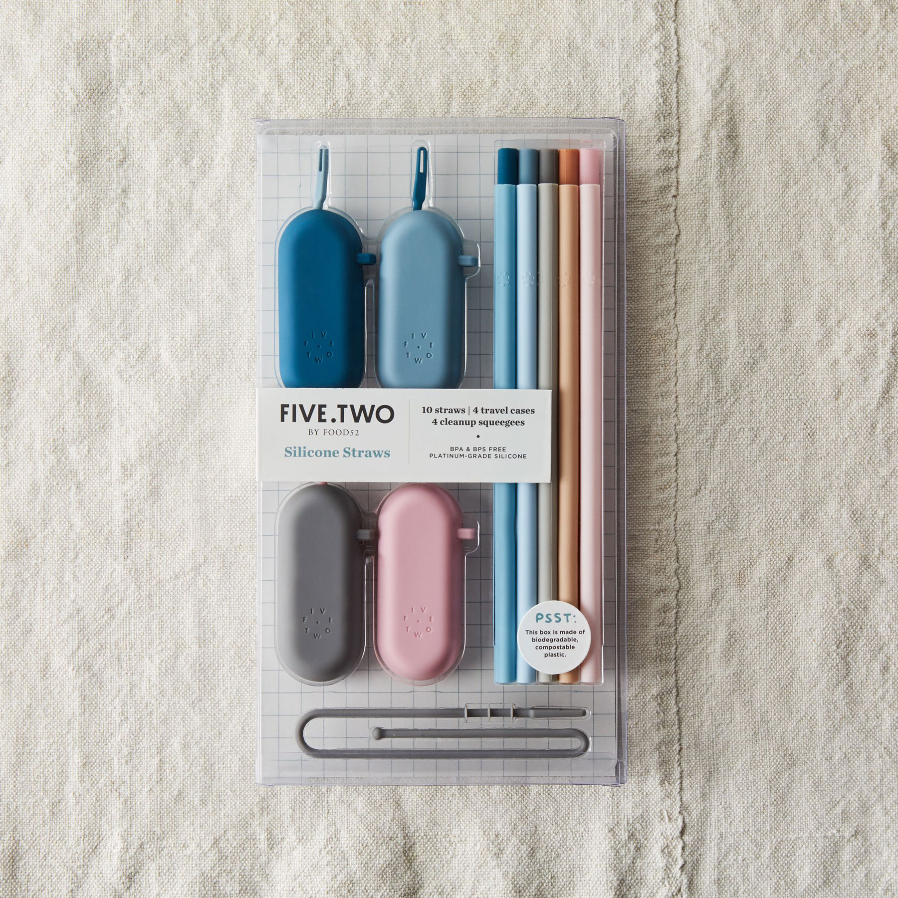 High school graduation gifts - Food52 Five Two Silicone reusable straws