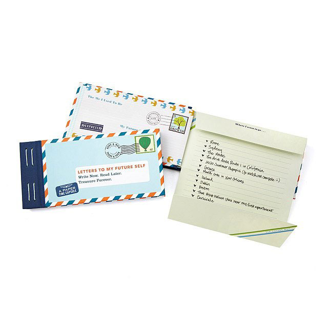 High school graduation gifts - Letters to my future self kit