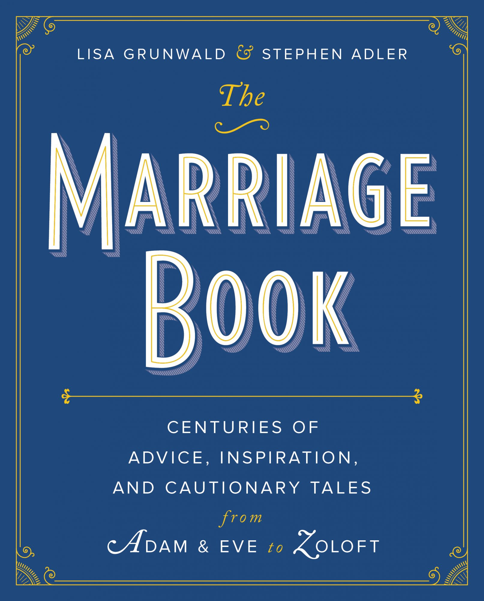 The Marriage Book cover.