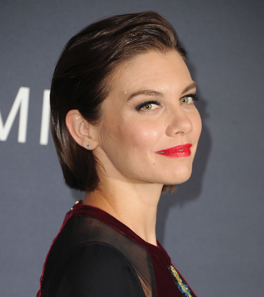 Lauren Cohan at InStyle awards