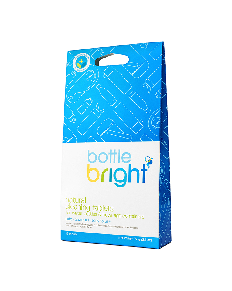 Best Cleaning Products 2019, Bottle Bright Tablets