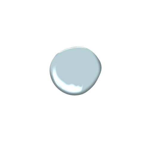Interior Paint Colors for a Cleaner-Looking Home - Benjamin Moore Aura Intuition