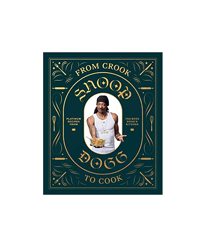 Best Christmas Gifts for Boyfriends: Snoop Dogg Cookbook