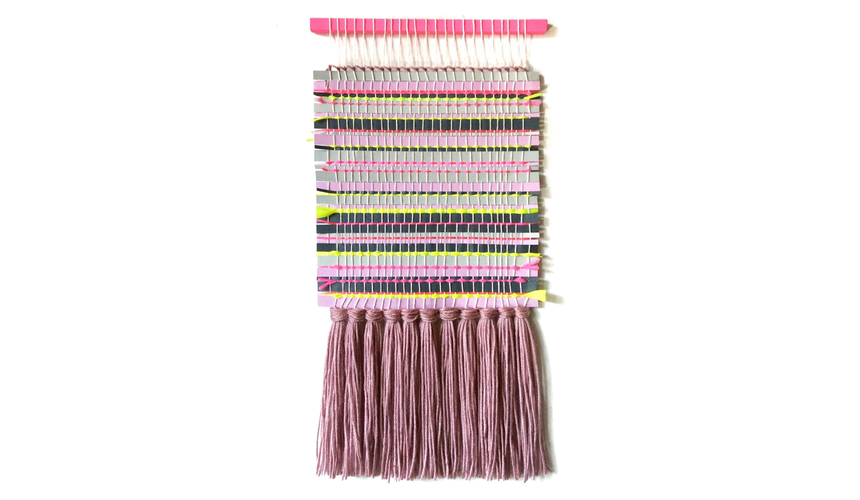 Handwoven Tapestry Wall Hanging