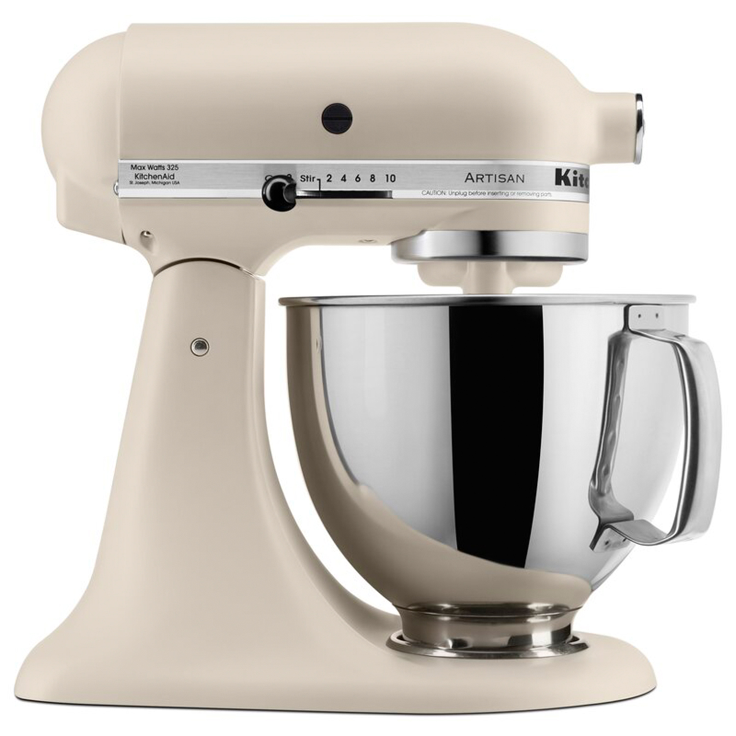 KitchenAid Artisan Series 10 Speed 5 Quart Tilt-Head Stand Mixer