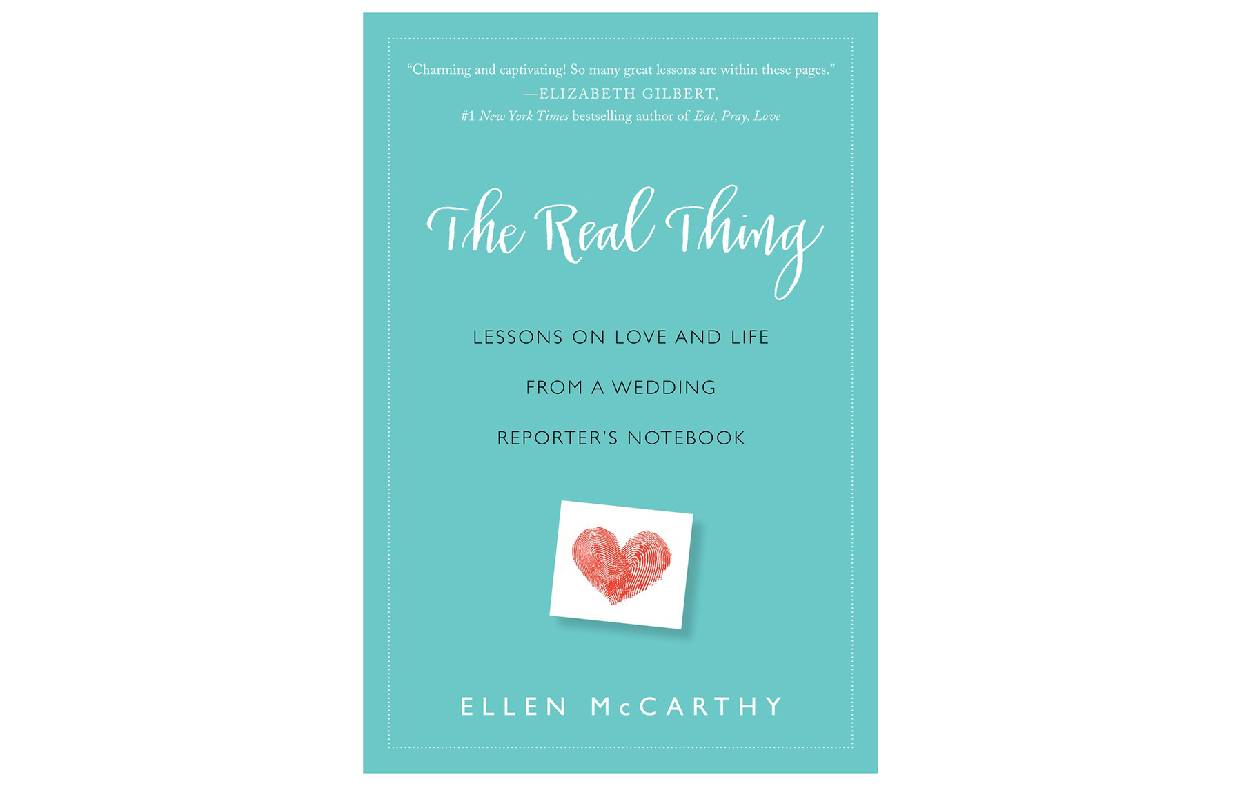 The Real Thing, by Ellen McCarthy