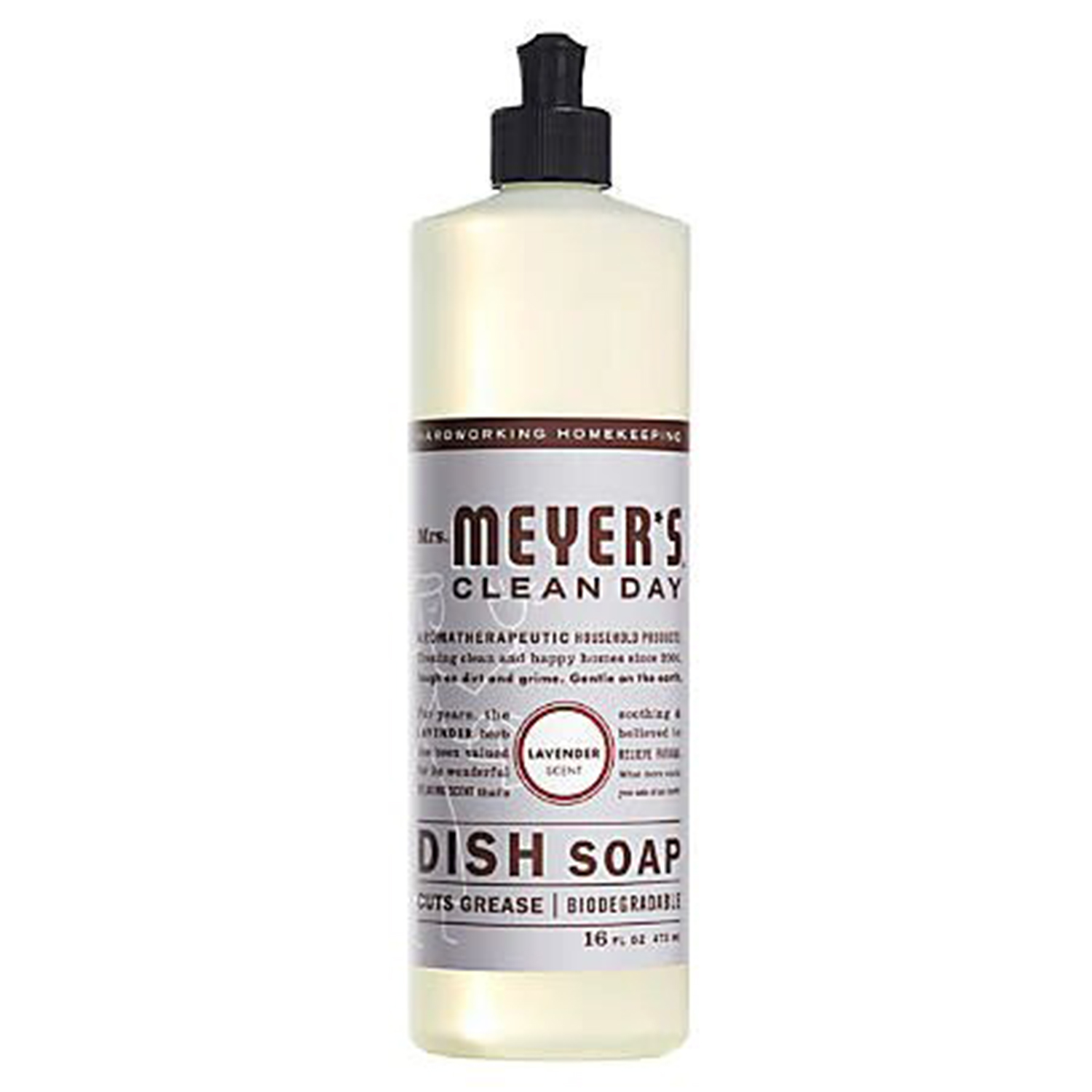 Mrs. Meyers Clean Day Dish Soap Lavender