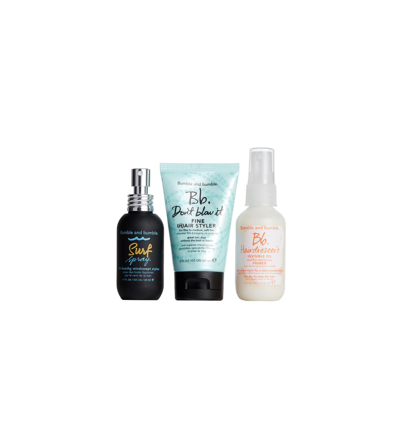 Bumble and bumble Summer Loves Hairstyling Set