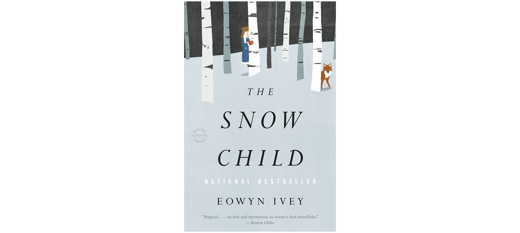 Cover of The Snow Child, by Eowyn Ivey