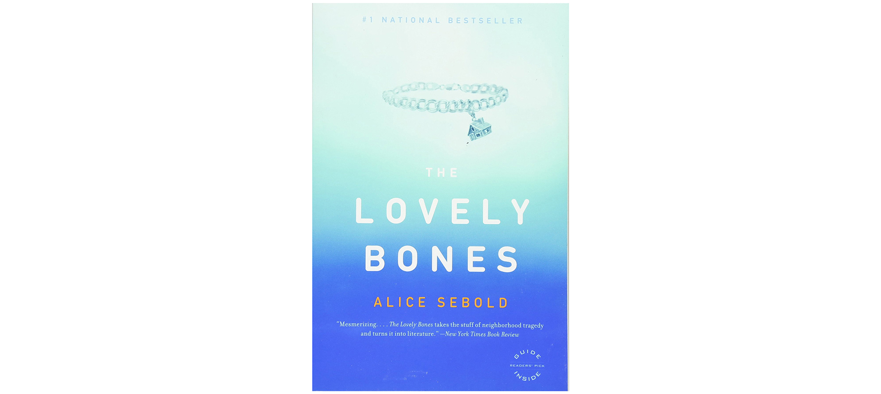 Cover of The Lovely Bones, by Alice Sebold