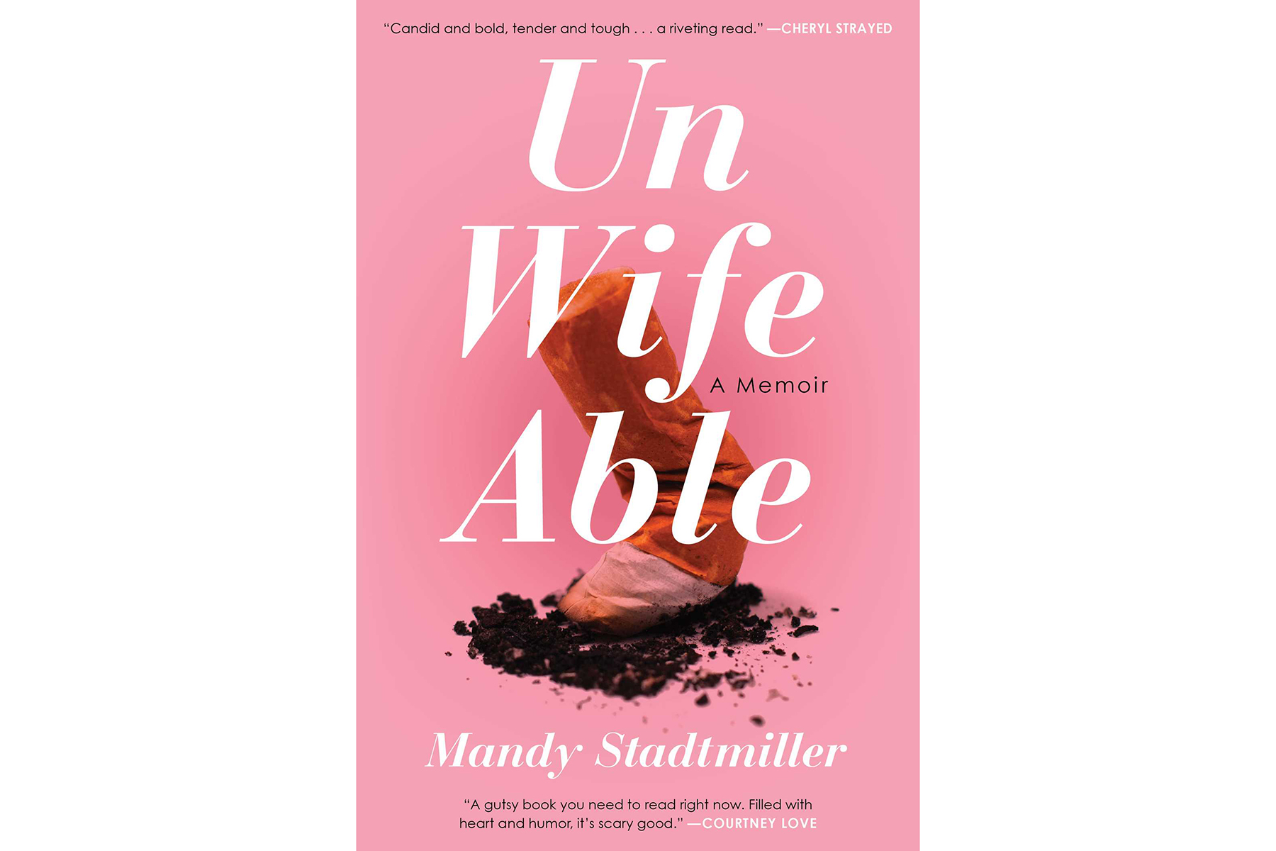 Cover of Unwifeable, by Mandy Stadtmiller