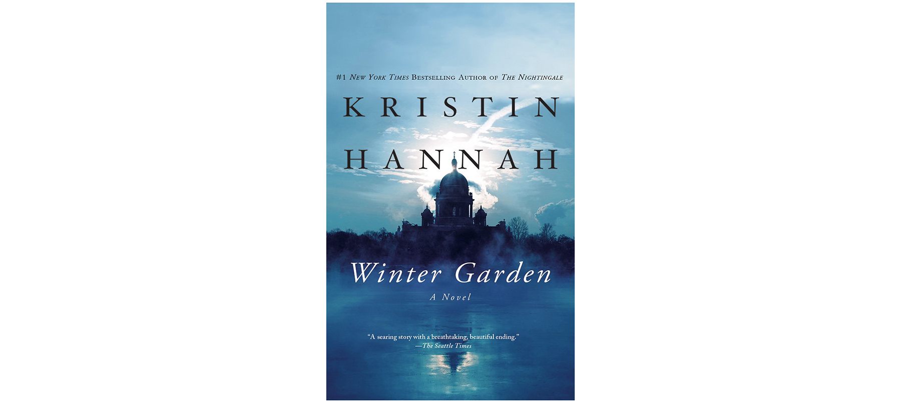 Cover of The Winter Garden, by Kristin Hannah