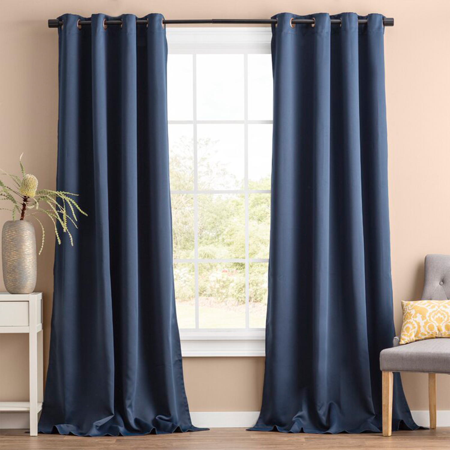 Thermal Grommet Curtain Panels