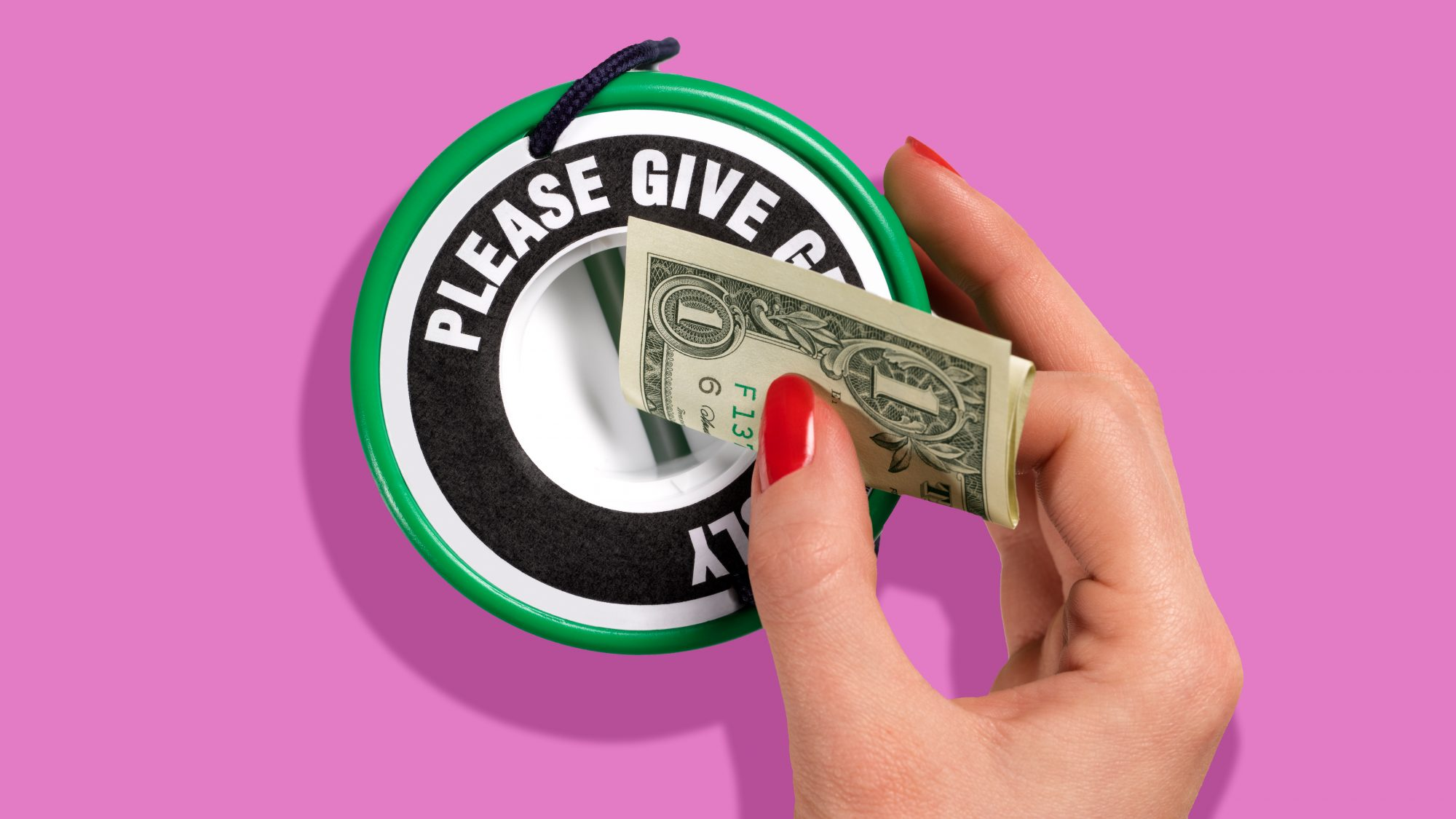 How to budget for charitable giving: saving for donations