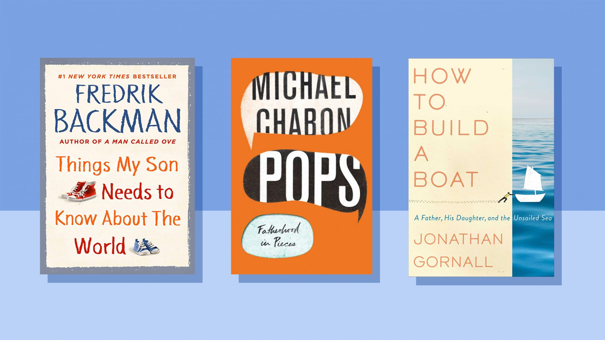 20 Father's Day Books That Cover All of Your Dad's Interests