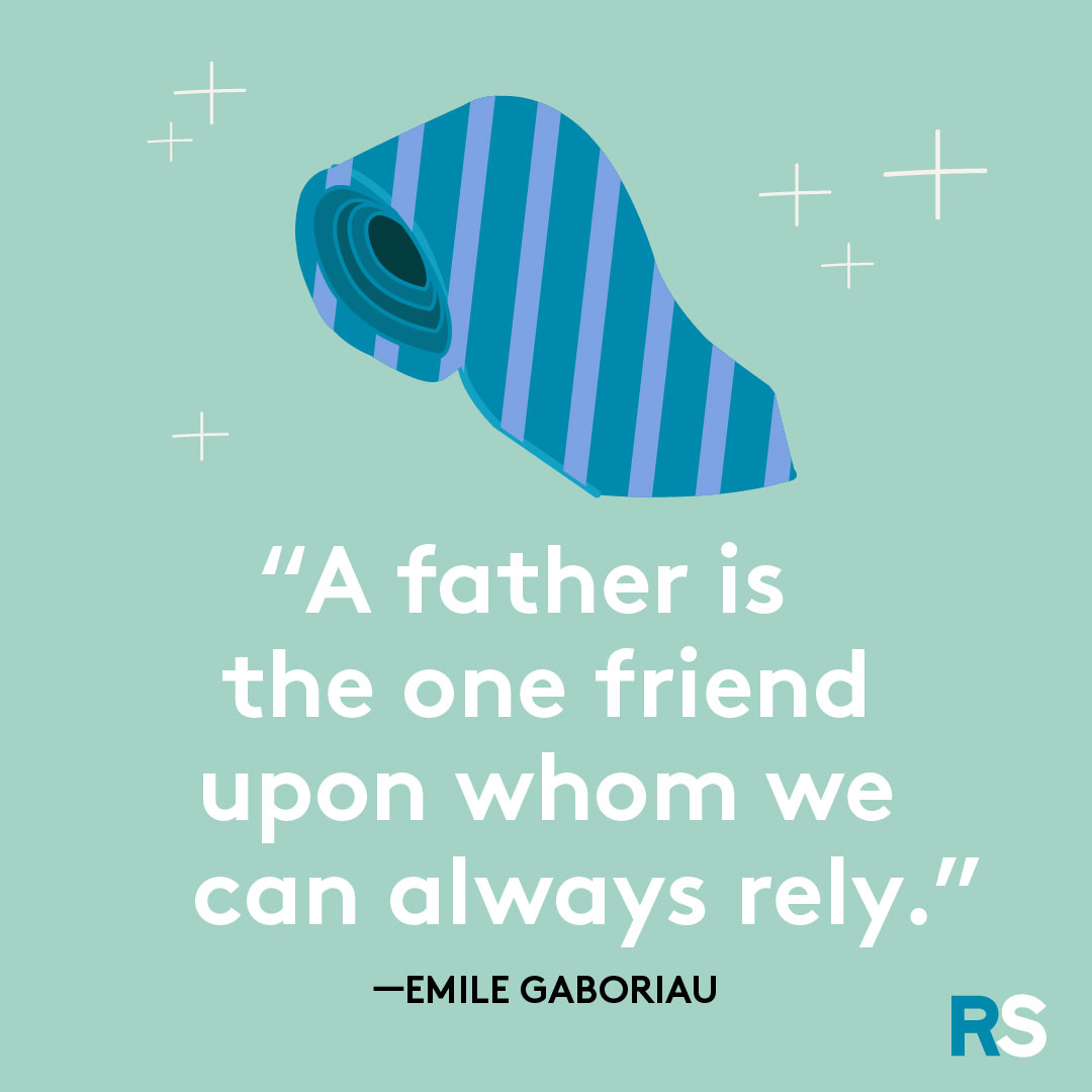 Father's Day dad quotes, captions – Gaboriau